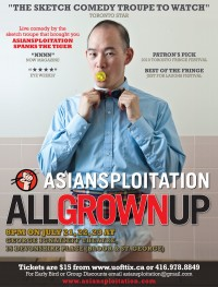 Asiansploitation All Grown Up poster
