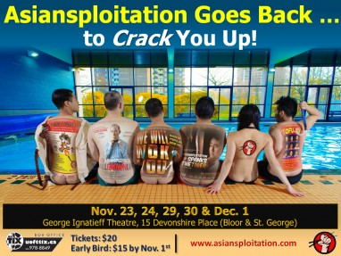 Asiansploitation Goes Back... to Crack You Up poster