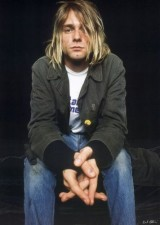 Kurt Cobain from Nirvana
